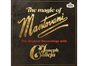 JOSEPH CALLEJA - Mantovani & Me (LP)