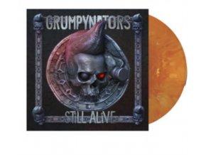 GRUMPYNATORS - Still Alive (Orange Vinyl) (LP)