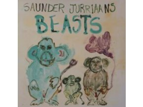SAUNDER JURRIAANS - Beasts (LP)