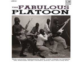 DYNAMITE PLATOON - The Fabulous Platoon (LP)