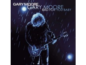 GARY MOORE - Bad For You Baby (LP)