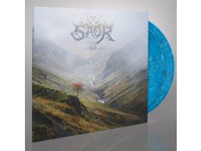 SAOR - Aura (Blue/Black/White Mix Vinyl) (LP)