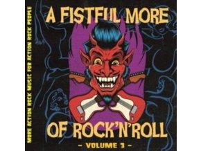 VARIOUS ARTISTS - A Fistful More Of RockNRoll - Vol. 3 (LP)