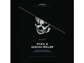 """SASCHA MULLER & P.T.B.S. - Split EP (12"""" Vinyl)"""