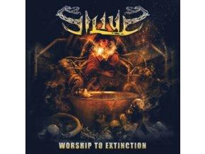 SILUS - Worship To Extnction (LP)