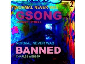 "CRASS - Normal Never Was II (Limited Blue Vinyl) (12"" Vinyl)"