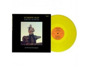 ERNIE HAWKS & THE SOUL INVESTIGATORS - Scorpio Man (Limited Yellow Vinyl) (LP)