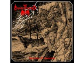 GOATBLOOD - Apparition Of Doomsday (LP)