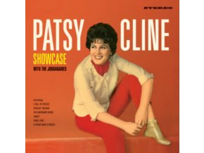 PATSY CLINE - Showcase (With The Jordanaires) (+2 Bonus Tracks) (LP)