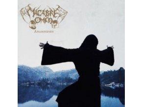 MACABRE OMEN - Anamnes (Blue Vinyl) (LP)