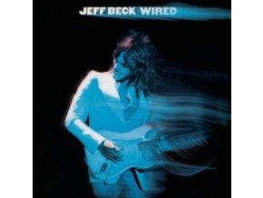 JEFF BECK - Wired (Limited Transparent Blue Vinyl) (LP)