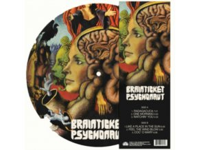 BRAINTICKET - Psychonaut (Picture Disc) (LP)