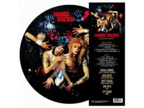 HANOI ROCKS - Oriental Beat (Picture Disc) (LP)