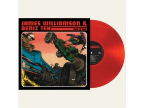 JAMES WILLIAMSON & DENIZ TEK - Two To One (Red Vinyl) (LP)