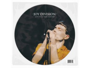 JOY DIVISION - Love Will Tear Us Apart (Picture Disc) (LP)