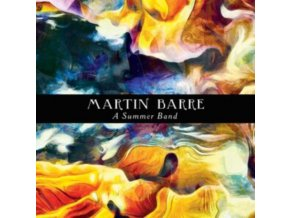 MARTIN BARRE - A Summer Band (LP)