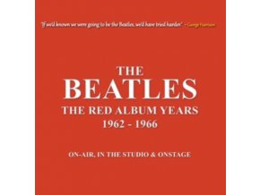 "BEATLES - The Red Album Years 1962-1966 (Red Vinyl) (10"" Vinyl)"