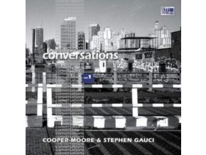 COOPER-MOORE & STEPHEN GAUCI - Conversations Vol. 1 (LP)