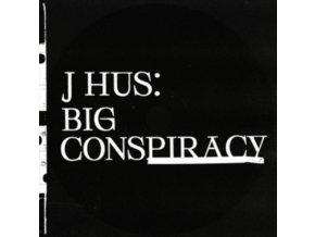 J HUS - Big Conspiracy (Black And White Vinyl) RSD2020 (LP)