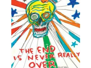 DANIEL JOHNSTON - The End Is Never Really Over (LP Box Set)