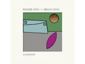 ROGER ENO / BRIAN ENO - Luminous (Yellow Vinyl) (LP)