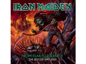 IRON MAIDEN - From Fear To Eternity - The Best Of (LP)