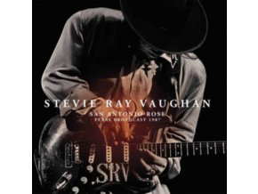 STEVIE RAY VAUGHAN - San Antonio Rose (LP)