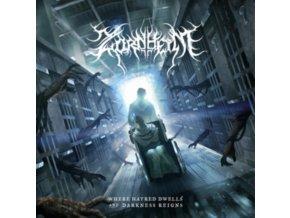 ZORNHEYM - Where Hatred Dwells And Darkness Reigns (LP)