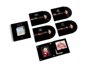 LED ZEPPELIN - The Songs Remains The Same (LP)