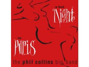 PHIL COLLINS - A Hot Night In Paris (LP)