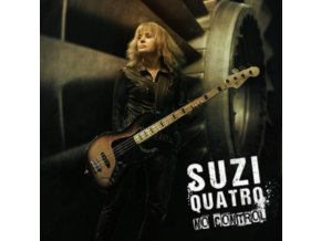 SUZI QUATRO - No Control (LP + CD)