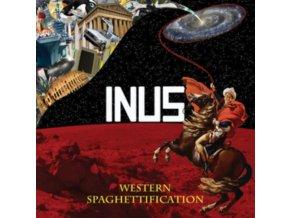 INUS - Western Spaghettification (Red Vinyl) (LP)