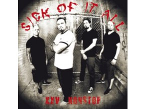 SICK OF IT ALL - XXV Nonstop (LP)