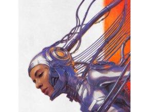 070 SHAKE - Modus Vivendi (Orange Marbled Vinyl) (LP)