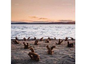 AIRBAG - A Day At The Beach (Gold Vinyl) (LP)