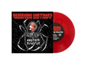 "RESERVING DIRTNAPS - Another Disaster (Red Vinyl) (7"" Vinyl)"