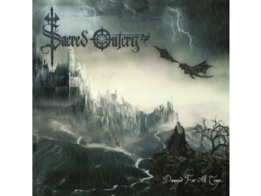 SACRED OUTCRY - Damned For All Time (LP)