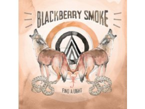 BLACKBERRY SMOKE - Find A Light (LP)