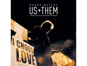 ROGER WATERS - Us + Them (LP)