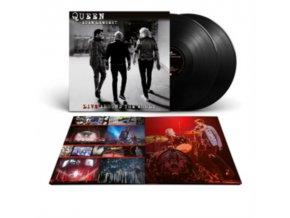 QUEEN + ADAM LAMBERT - Live Around The World (LP)