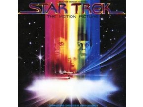 ORIGINAL SOUNDTRACK / JERRY GOLDSMITH - Star Trek: The Motion Picture (20th Anniversary Expanded Edition) (CD)