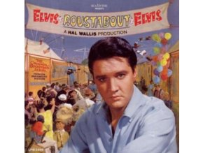 ELVIS PRESLEY - Roustabout - Ost (CD)