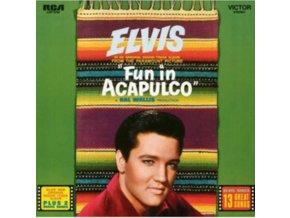 ELVIS PRESLEY - Fun In Acapulco - Ost (CD)