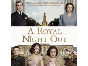 PAUL ENGLISHBY - A Royal Night Out - OST (CD)