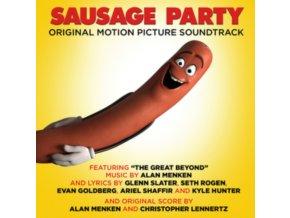 ORIGINAL SOUNDTRACK - Sausage Party (CD)
