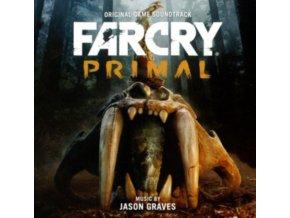JASON GRAVES - Far Cry Primal: Original Game Soundtrack (CD)