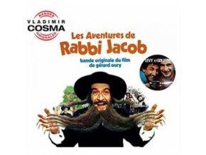 VLADIMIR COSMA - Les Aventures De Rabbi Jacob (CD)