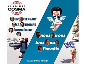 VLADIMIR COSMA - Un Elephant Ca Trompe Enormement (CD)