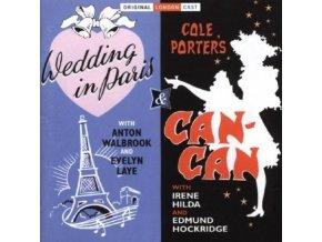 ORIGINAL CAST RECORDING - Wedding In Paris/Can Can (CD)