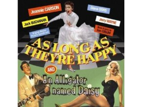 ORIGINAL SOUNDTRACK - As Long As TheyRe Happy (CD)